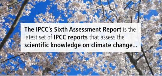 ipcc udgiver sin sjette rapport over klima status og global opvarmning